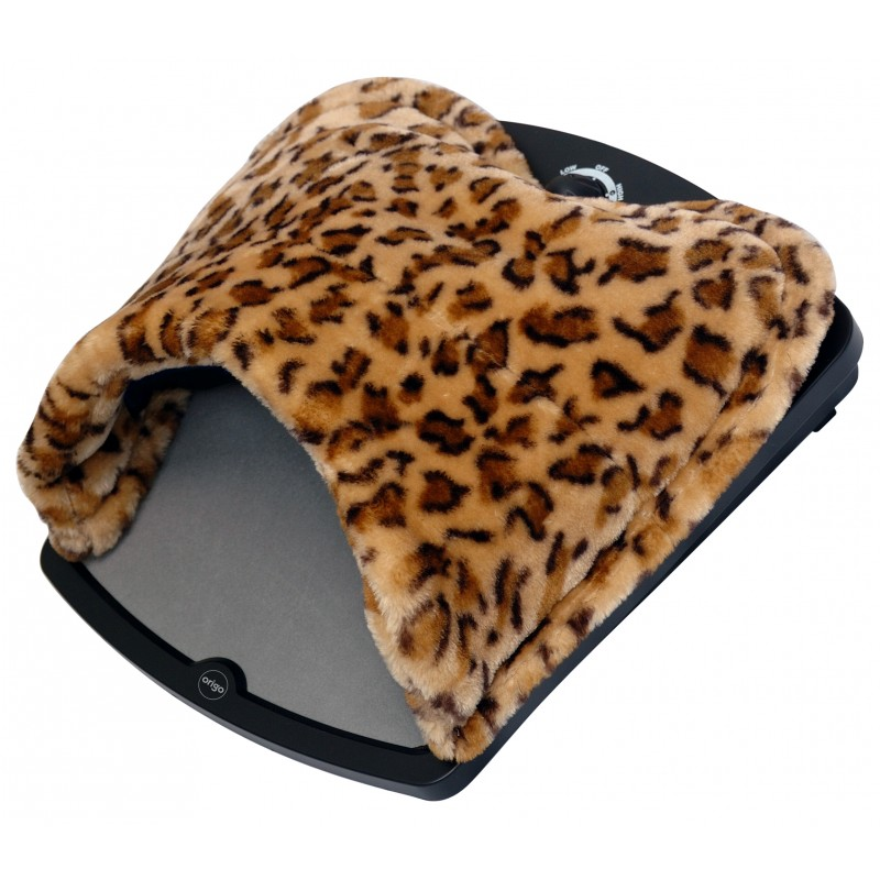 Df 668l Foot Warmer Leopard Origin